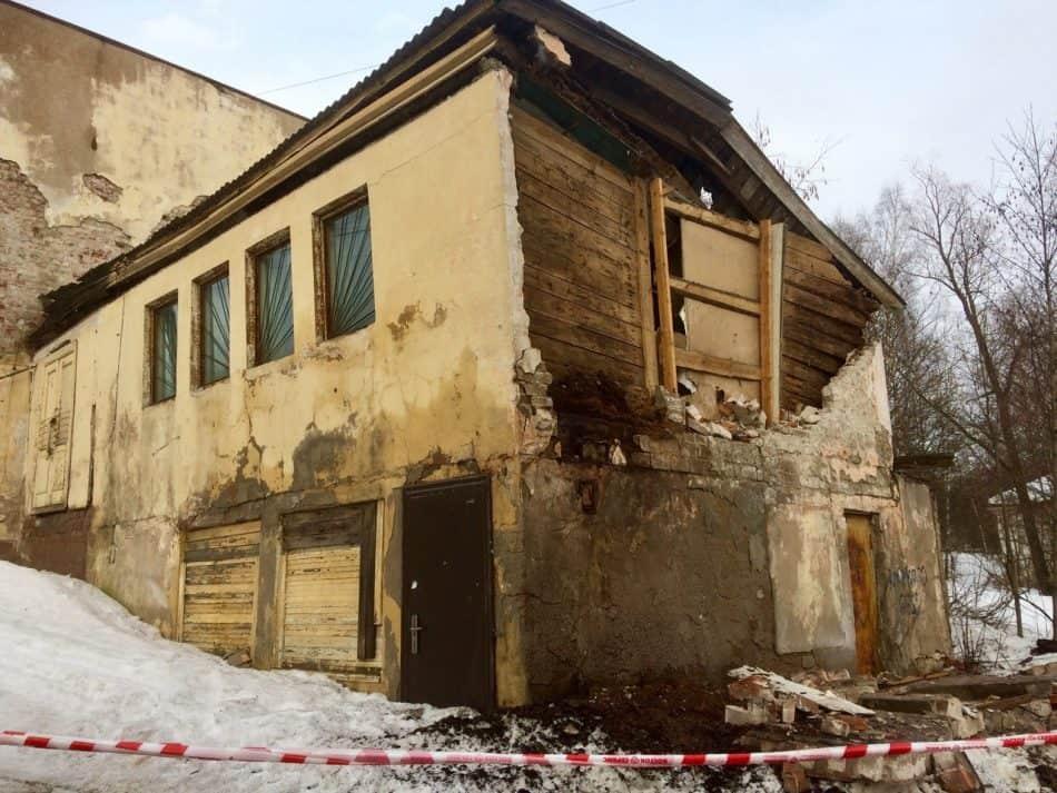 Питкяранта, объект культурного наследия. Фото Анны Вороновой