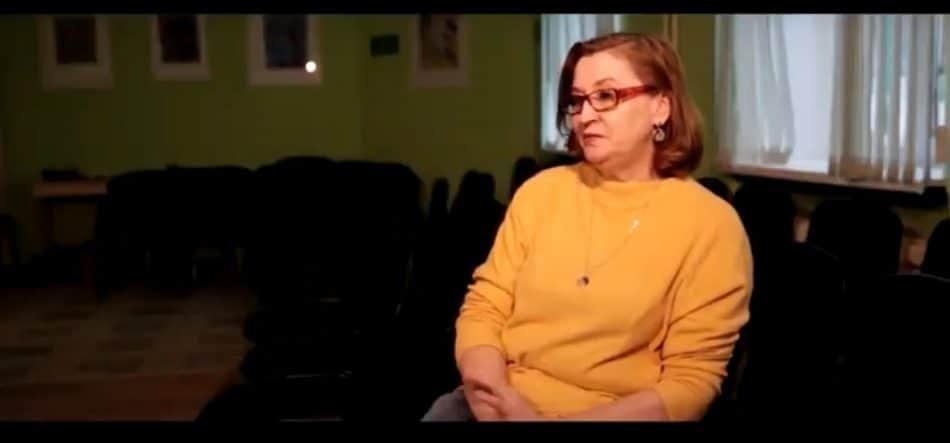 """Кадр из фильма Владимира Рудака """"Режиссер и Муха"""""""