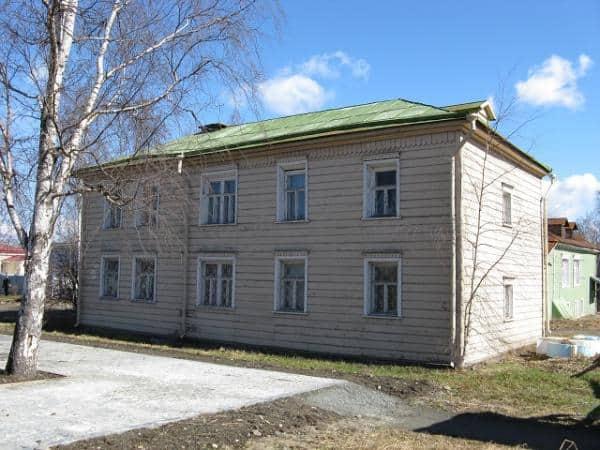 Дом Богданова. Фото с сайта monuments.karelia.ru/organy-ohrany/