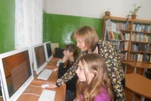 Модельная библиотека в Сосновце. Фото: belomorsklib.karelia.ru