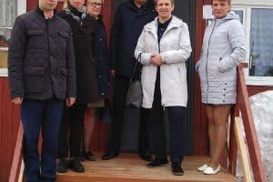 Участники встречи. Фото Миннаца Карелии