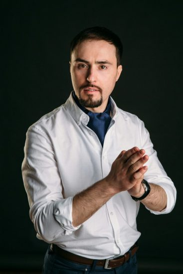 Вячеслав Хавренок. Фото: Игорь Герасименко