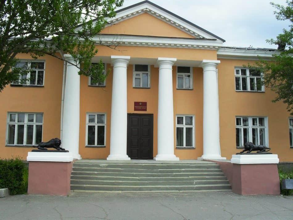 Министерство культуры Карелии - здание бывших присутственных мест