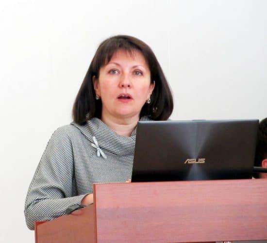 Составитель и редактор книги, кандидат исторических наук, главный архивист отдела использования и публикации документов Национального архива Надежда Басова