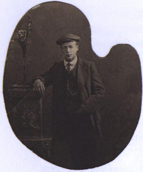Али Ахола, 1916