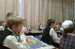 В Эссойльской средней школе Пряжинского района. Фото: petrsu.ru
