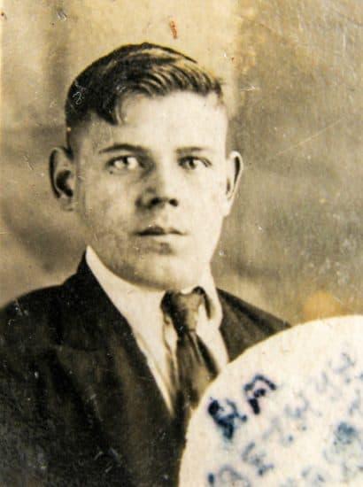 Иван Тишинин-младший. Декабрь 1942 года