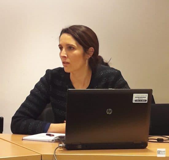 Сесиль Минэ, руководитель отдела интеграции беженцев в мэрии Парижа