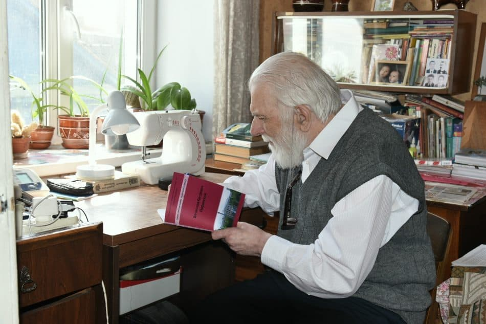 Вячеслав Петрович Орфинский. Фото пресс-службы правительства РК