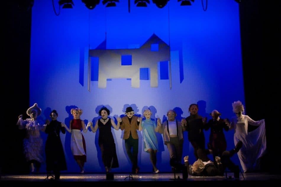 «Сад» в Театре кукол РК