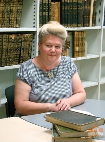 Валентина Лапичкова
