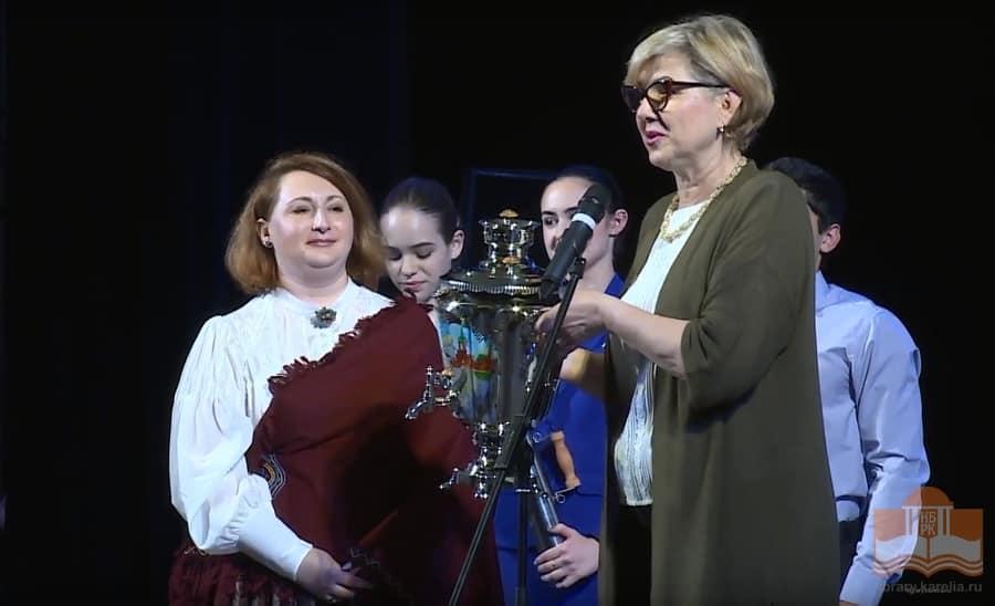Варвара Лебедева (слева) и Татьяна Рыбкина