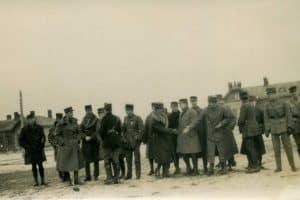 Французская миссия на станции Петрозаводск