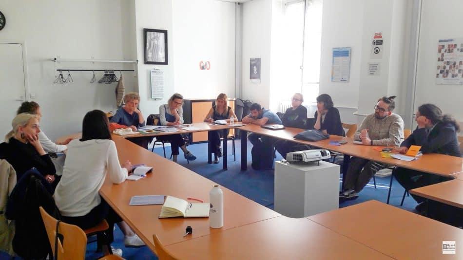 Встреча с ассоциацией Ticket d'Dntree