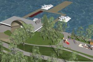 Сортавала получит 54 миллиона рублей на создание парка в исторической части города