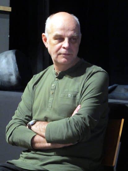 Олег Жюгжда. Фото Валентины Чаженгиной
