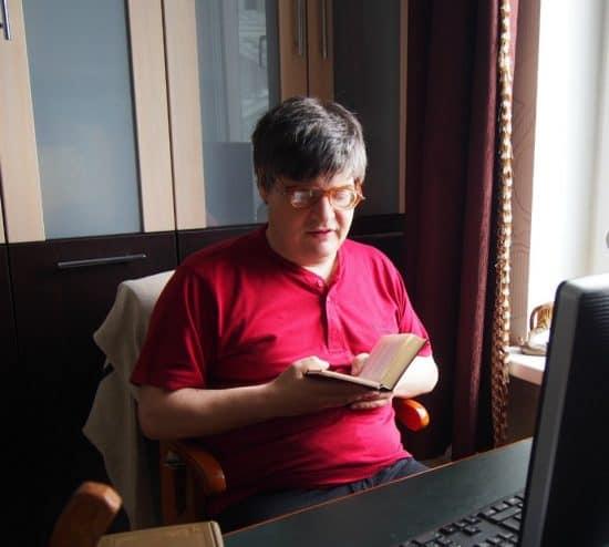 Евгений Тарланов. Фото Ирины Ларионовой