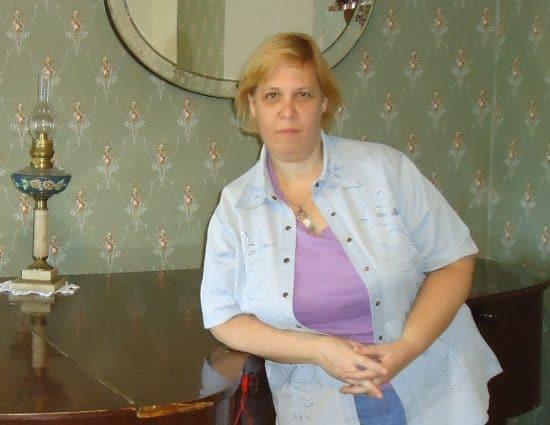 Галина Глебова