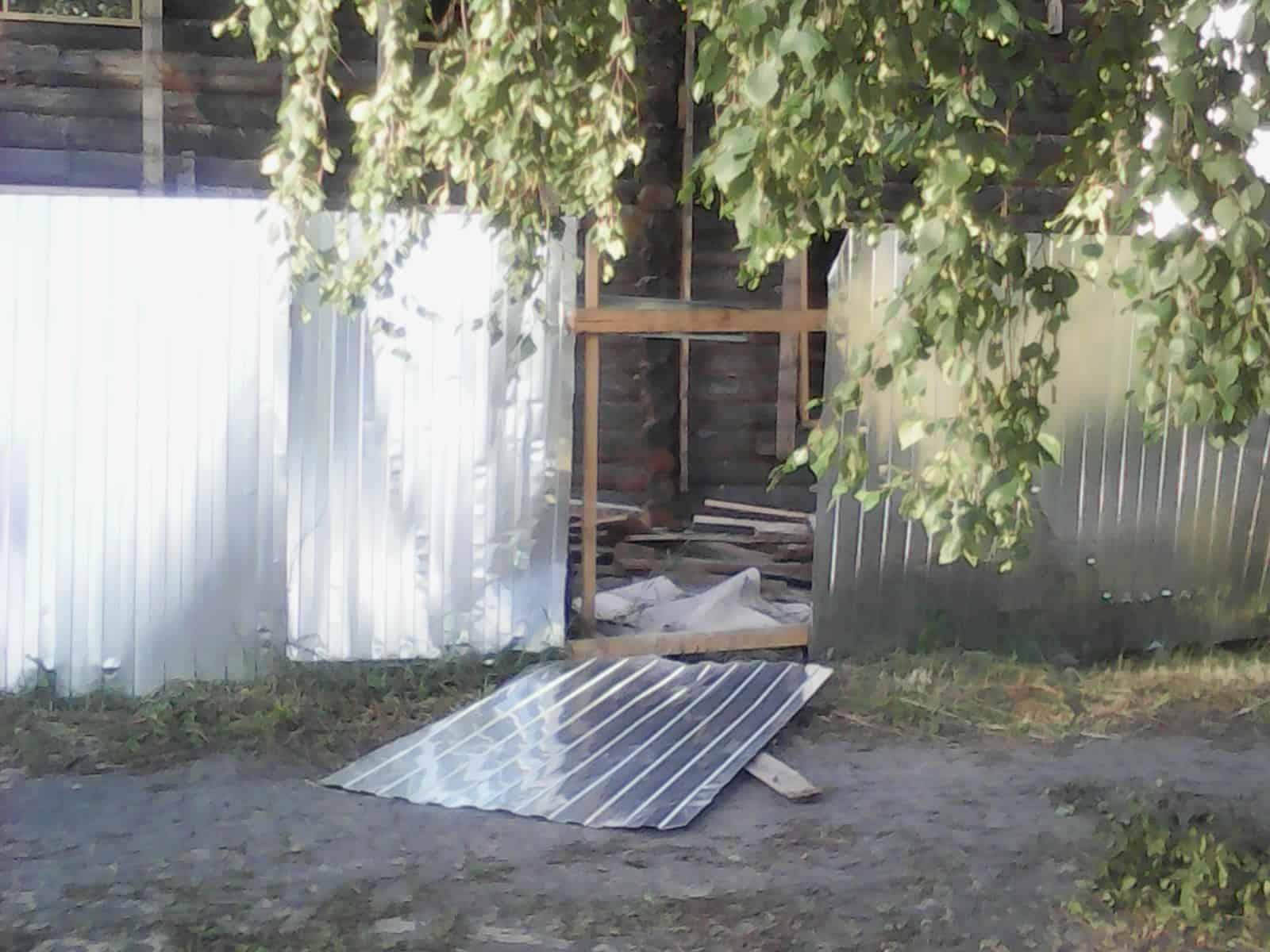 23 июня 2019, Дом Богданова, фото Ю.Свинцовой