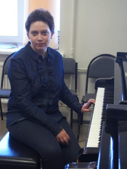 Полина Крышень. Фото Марии Голубевой