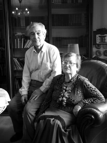 Лидия Владимировна Савельева и Замир Курбанович Тарланов. Фото Ирины Ларионовой