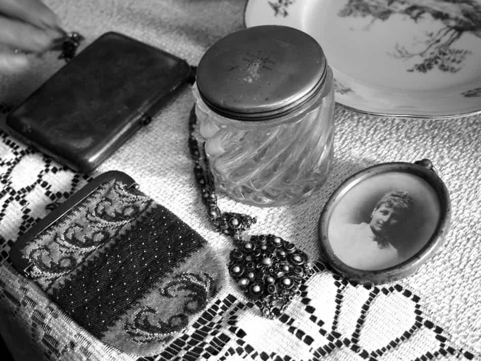 Памятные вещи потомков Пушкина. Фото Ирины Ларионовой