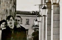 После выпускного вечера. Петрозаводск, середина 60-х