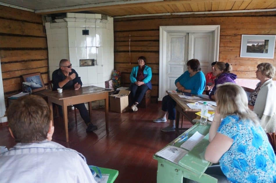 Мариуш Вильк отвечает на вопросы сельских корреспондентов