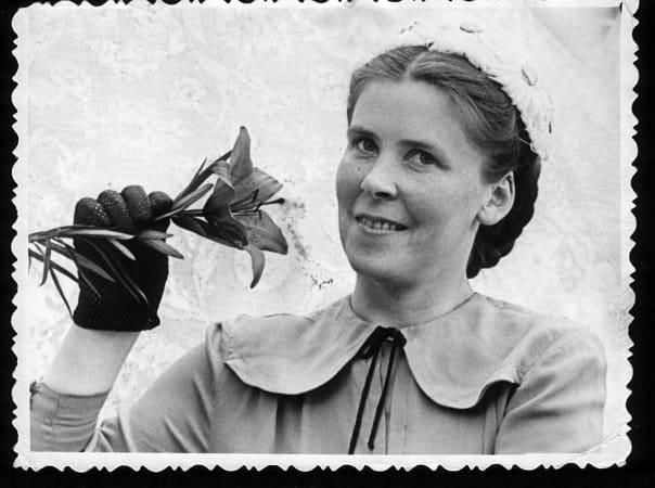 Надежда Павловна Свинцова, моя мама
