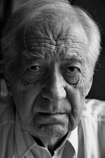 Эдуард Патлаенко, в последние годы жизни. Фото Ирины Ларионовой