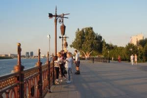Прогулки по России с Лидией Винокуровой. Астрахань