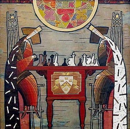Владимир Зорин. «Битва двух королей», 2010