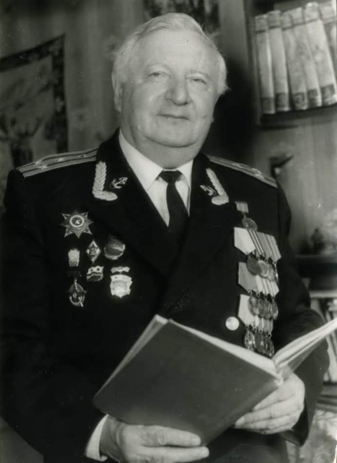 Александр Яковлевич Зорин, 1993 год