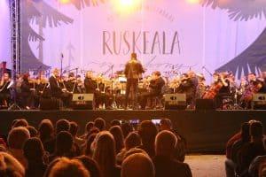 В Карелии пройдёт международный фестиваль под открытым небом Ruskeala Symphony