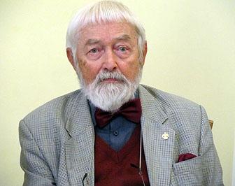 Таким многие запомнили Мюда Мариевича во время его частых приездов в Карелию. Фото Валентины Чаженгиной
