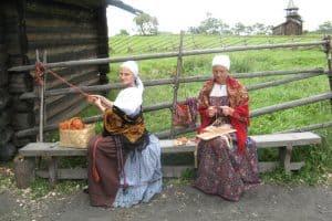 На острове Кижи состоится фестиваль ткачества