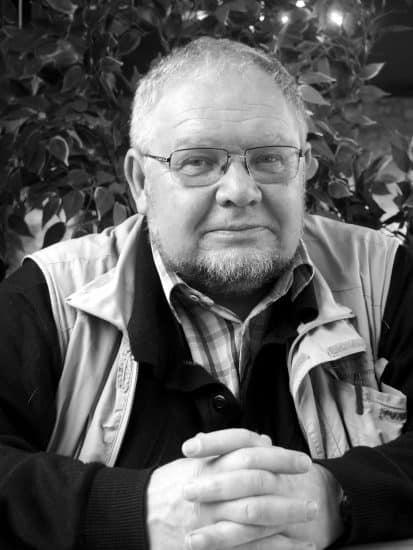 Сергей Серёгин. Фото Ирины Ларионовой