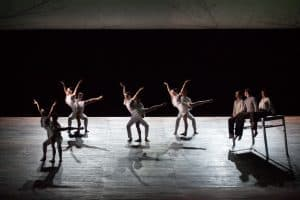 """Сцена из балета """"Чайка. Искусство любить"""""""