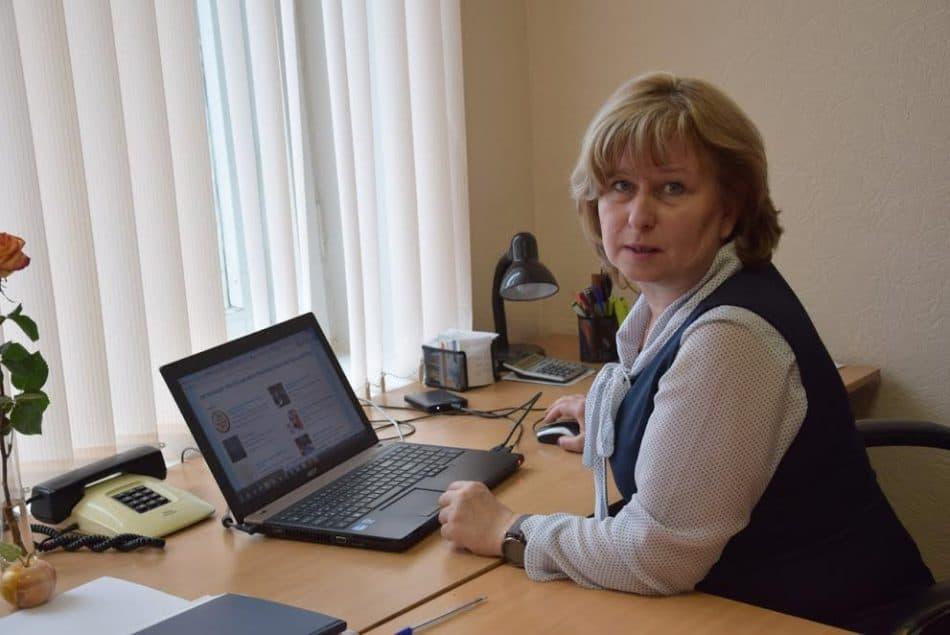 Светлана Федоровна Макаренко, директор школы №2 Петрозаводска. Фото Марии Голубевой