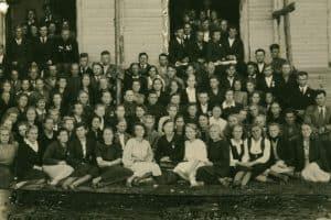 1947 год. Отогреть, поддержать, укрепить детей