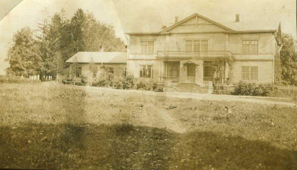 Яковлевичи дом-усадьба Майеров