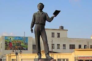Пятиметровый памятник Пушкину появится в Эфиопии