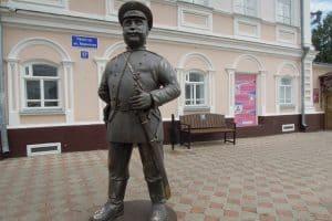 Прогулки по России с Лидией Винокуровой. Елабуга