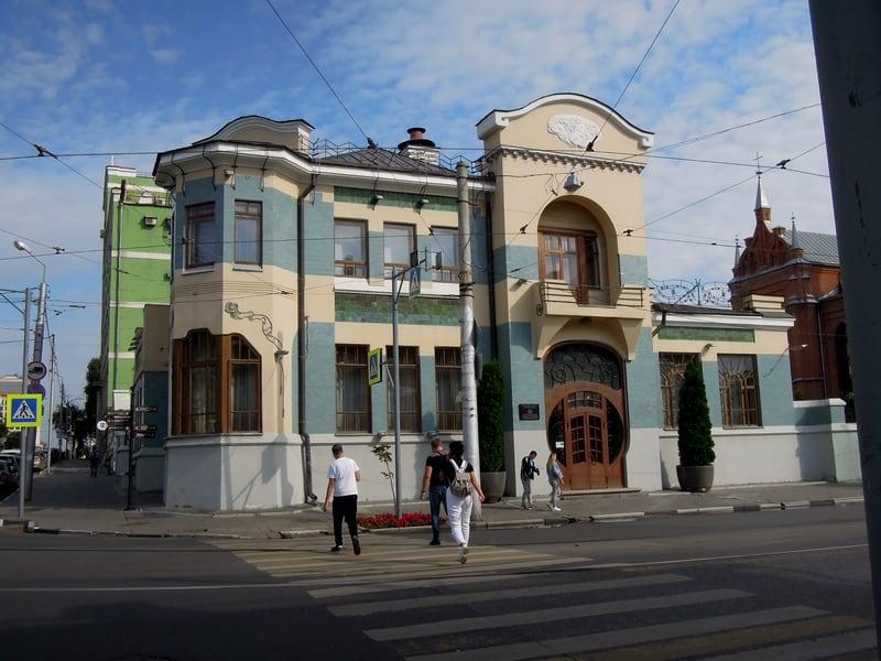 В Самаре. Фото Лидии Винокуровой