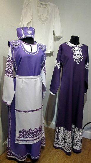 История? Или завтрашний день карельской моды?