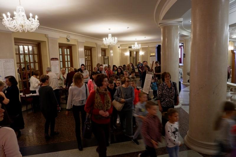 День открытых дверей в Музыкальном театре Карелии. Фото Ирины Ларионовой