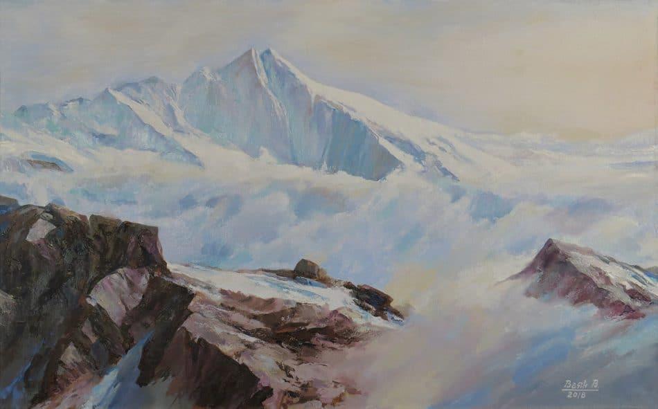 Владимир Ваян. А не махнуть ли нам в горы?