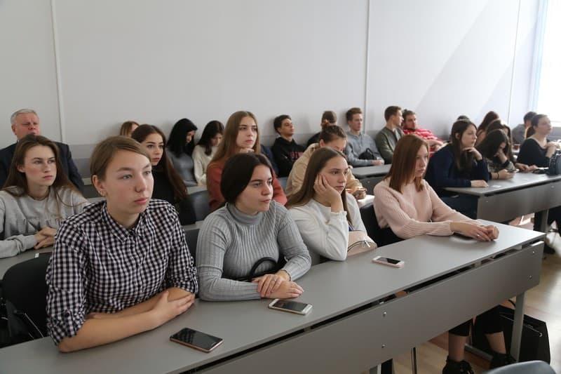В конференции приняли участие студенты
