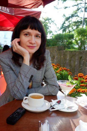 Альбина Хузина. Фото Ирины Ларионовой