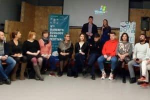 На пресс-конференции участников фестиваля в ПетрГУ